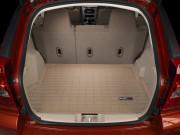 Dodge Caliber 2007-2012 - Коврик резиновый в багажник, бежевый. (WeatherTech) фото, цена