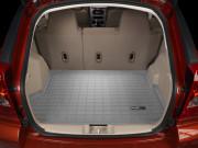 Dodge Caliber 2007-2012 - Коврик резиновый в багажник, серый. (WeatherTech) фото, цена