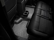Dodge Nitro 2007-2011 - Коврики резиновые с бортиком, задние, черные. (WeatherTech) фото, цена