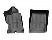 Ferrari FF 2012-2015 - Коврики резиновые с бортиком, передние, черные. (WeatherTech) фото, цена
