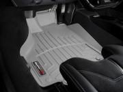 Ferrari 458 Italia 2010-2013 - Коврики резиновые с бортиком, передние, серые. (WeatherTech) фото, цена