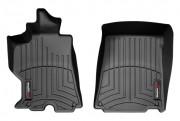 Ferrari California 2010-2015 - Коврики резиновые с бортиком, передние, черные. (WeatherTech) фото, цена