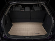 Ford Edge 2007-2014 - Коврик резиновый в багажник, бежевый. (WeatherTech) фото, цена