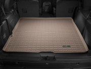 Ford Expedition 2003-2014 - Коврик резиновый в багажник, бежевый. (WeatherTech) фото, цена