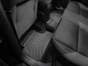 Ford Focus 2011-2019 - Коврики резиновые с бортиком, задние, черные. (WeatherTech) фото, цена