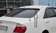 Toyota Camry 2001-2005 - Липспойлер на заднее стекло, под покраску. (UA) фото, цена
