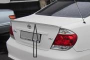 Toyota Camry 2001-2005 - Лип спойлер на крышку багажника, под покраску. (UA) фото, цена