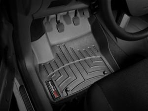 Ford Kuga 2008-2012 - Коврики резиновые с бортиком, передние, черные. (WeatherTech) фото, цена