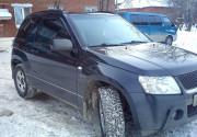 Suzuki Grand Vitara 2003-2014 - Дефлекторы окон (ветровики), комлект. (Cobra Tuning) фото, цена