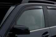 Mercedes-Benz GLK 2009-2014 - Дефлекторы окон (ветровики), передние, темные. (WeatherTech) фото, цена
