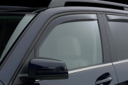 Mercedes-Benz GLK 2009-2014 - Дефлекторы окон (ветровики), передние, светлые. (WeatherTech) фото, цена
