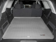 GMC Acadia 2007-2014 - (5 мест) Коврик резиновый в багажник, серый. (WeatherTech) фото, цена