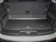GMC Acadia 2007-2014 - (7 мест) Коврик резиновый в багажник, черный. (WeatherTech) фото, цена