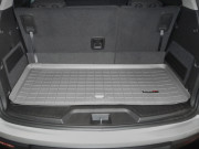 GMC Acadia 2007-2014 - (7 мест) Коврик резиновый в багажник, серый. (WeatherTech) фото, цена