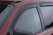 GMC Acadia 2007-2014 - Дефлекторы окон (ветровики), передние, темные. (WeatherTech) фото, цена