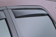 GMC Acadia 2007-2014 - Дефлекторы окон (ветровики), задние, темные. (WeatherTech) фото, цена