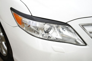 Toyota Camry 2006-2011 - Реснички на фары, комплект 2 шт. (Украина) фото, цена