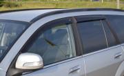 Great Wall Hover  2013-2014 - (Sedan) Дефлекторы окон (ветровики), комлект 4 шт. (Cobra Tuning) фото, цена