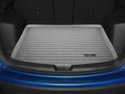 Mazda CX-5 2012-2015 - Коврик резиновый в багажник, серый. (WeatherTech) фото, цена