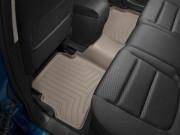 Mazda CX-5 2012-2019 - Коврики резиновые с бортиком, задние, бежевые. (WeatherTech) фото, цена