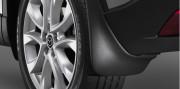 Mazda CX-5 2012-2014 - Брызговики передние, комплект 2 штуки, (Mazda) фото, цена