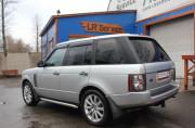 Land Rover Range Rover 2013-2014 - Дефлекторы окон (ветровики), к-т 4 шт (Cobra Tuning) фото, цена