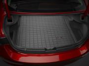 Mazda 6 2013-2019 - Коврик резиновый в багажник, черный. (WeatherTech) фото, цена