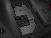 Fiat  Freemont 2011-2015 - Коврики резиновые с бортиком, задние, 3 ряд сидений, черные. (Weathertech) фото, цена