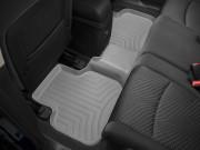 Fiat  Freemont 2011-2015 - Коврики резиновые с бортиком, задние, серые. (WeatherTech) фото, цена