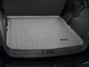 Fiat  Freemont 2011-2015 - Коврик резиновый в багажник, серый. (WeatherTech) фото, цена