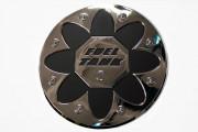 Kia Carens 2006-2012 - Хромированная накладка на лючок бензобака.(CAFO)  фото, цена