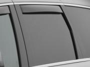 Jeep Grand Cherokee 2015 - Дефлекторы окон (ветровики), задние, темные. (WeatherTech) фото, цена