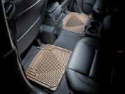 Nissan Armada 2004-2008 - Коврики резиновые, задние, бежевые (WeatherTech) фото, цена