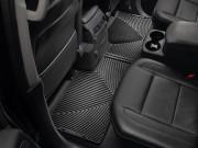 Nissan Armada 2009-2015 - Коврики резиновые, задние, черные (WeatherTech) фото, цена