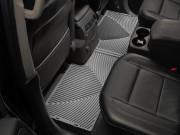 Nissan Armada 2009-2015 - Коврики резиновые, задние, серые (WeatherTech) фото, цена