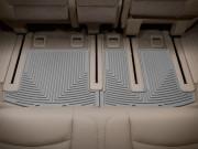 Infiniti QX60 2013-2014 - Коврики резиновые, задние, 3 ряд, серые (WeatherTech) фото, цена