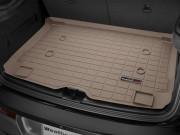 BMW i3 2013-2015 - Коврик резиновый в багажник, бежевый. (WeatherTech) фото, цена
