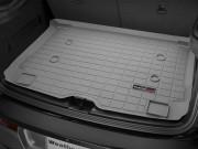 BMW i3 2013-2015 - Коврик резиновый в багажник, серый. (WeatherTech) фото, цена