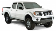 Nissan Navara 2005-2014 - Расширители колесных арок, к-т 4 шт (Bushwacker) фото, цена