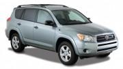 Toyota Rav 4 2010-2013 - Расширители колесных арок, к-т 4 шт (Bushwacker) фото, цена