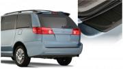 Toyota Sienna 2010-2013 - Накладка заднего бампера (Bushwacker) фото, цена