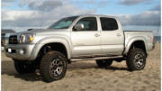 Toyota Tacoma 2005-2010 - Расширители колесных арок, Pocket Style, к-т 4 шт (Bushwacker) фото, цена