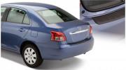 Toyota Yaris 2006-2011 - Накладка заднего бампера (Bushwacker) фото, цена