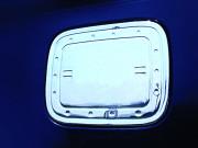 Volkswagen Caddy 2010-2015 - Хромированная накладка на лючок бензобака (OMSA)  фото, цена