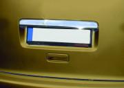 Volkswagen Caddy 2010-2015 - Хромированная накладка над номером (OMSA) фото, цена