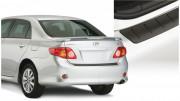 Toyota Corolla 2013-2015 - Накладка заднего бампера (Bushwacker) фото, цена