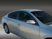 Nissan Altima 2007-2012 - Дефлекторы окон (ветровики) к-т 4 шт. (STAMPEDE)                    фото, цена