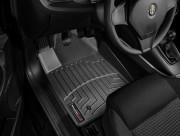 Alfa Romeo Giulietta 2011-2016 - Коврики резиновые с бортиком, передние, черные (WeatherTech) фото, цена