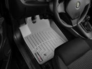 Alfa Romeo Giulietta 2011-2016 - Коврики резиновые с бортиком, передние, серые (WeatherTech) фото, цена