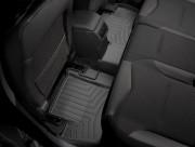 Citroen C4 2014-2016 - Коврики резиновые с бортиком, задние, черные (WeatherTech) фото, цена